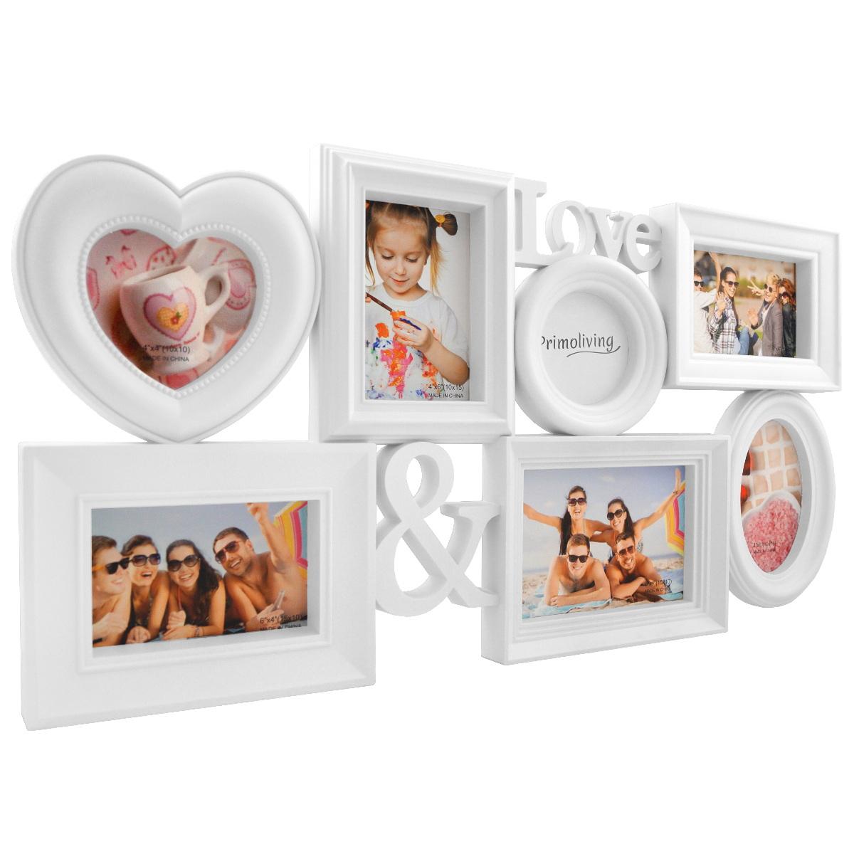 Bildergalerie Fotogalerie Fotorahmen Bilderrahmen Collage Family ...